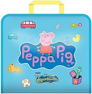 AquaDoodle 涂鸦袋 18 months Peppa Pig Doodle Bag 蓝色