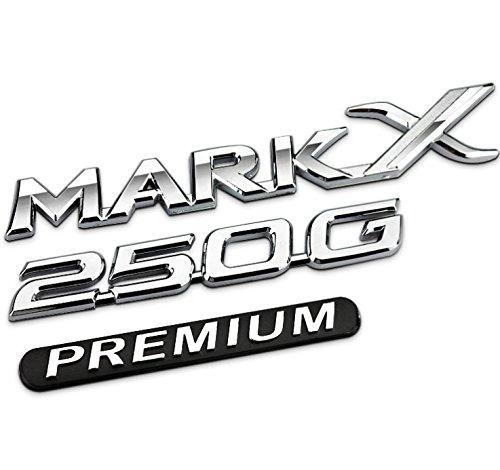 dian bin 点缤 丰田新锐志 250g markx 改装车标 新锐志套标贴 车尾标