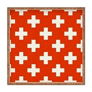 Holli Zollinger Vermillion Plus 方形托盘 大 16382-tsqula