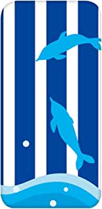 智能手机壳 透明 印刷 对应全部机型 cw-1196top 套 海豚 鱼 dolphin UV印刷 壳WN-PR460769 iPhone6 Plus (5.5inch) 图案 A