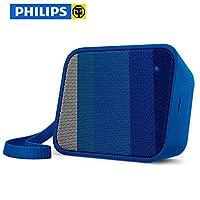 Philips飞利浦 防水蓝牙音箱 BT110 (蓝)
