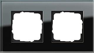 GIRA 021205 021205 镜框双玻璃 黑色