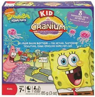 Kid Cranium 海绵宝宝 Nickelodeon Edition by SpongeBob Squarepants