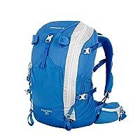bigpack 徒步包 登山包 男女户外双肩包便携旅行包30l (蓝色)
