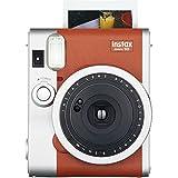 FUJIFILM富士checky趣奇instax mini90棕色相机