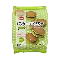 MARUKYO 丸京 抹茶味铜锣烧蛋糕310g(日本进口)
