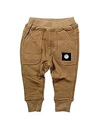 《全年必备》ZERO standard(ZERO standard)已完成产品清洗加工30/7反毛边长裤 NO.B-101102 [対象] 48ヶ月 ~ 棕色 100