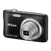 Nikon COOLPIX A 100 ( 20.48 Megapixel , 5 – X OPT . Zoom ( 2.7英寸显示屏 ) )