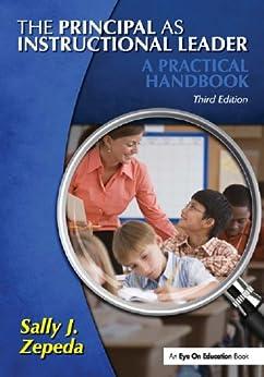 """The Principal as Instructional Leader: A Practical Handbook (English Edition)"",作者:[Zepeda, Sally J.]"