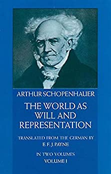 """The World as Will and Representation, Vol. 1 (English Edition)"",作者:[Schopenhauer, Arthur]"