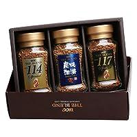 UCC 悠诗诗 速溶咖啡粉礼盒 115g(日本进口)