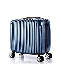 迪捷DEJOR 18寸拉杆箱登机箱万向轮密码锁耐磨防刮手拉箱电脑箱行李箱PC旅行