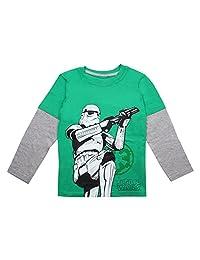 Star Wars 男童帝国*长袖上衣