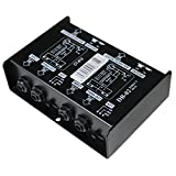 Chess Tools CT-612 DB-02 通用立体声 DI-Box,被动式
