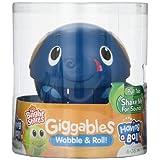 BrightStarts 美国 KIDS II Having a Ball乐乐球玩具系列 欢乐动物球 KIIC9100(6-36个月)6款动物造型随机(益智玩具)