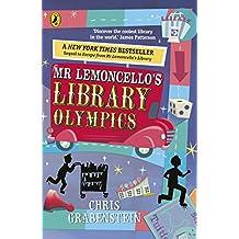Mr Lemoncello's Library Olympics (Mr Lemoncello 2) (English Edition)