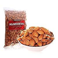 Kirkland 柯可蓝 美国扁桃仁/杏仁/巴旦木 原味 almonds 1360克(进口)