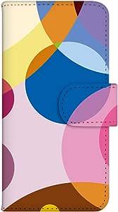 智能手机壳 手册式 对应全部机型 印刷手册 wn-253top 套 手册 图案 UV印刷 壳WN-PR061397-MX AQUOS Xx2 502SH B款