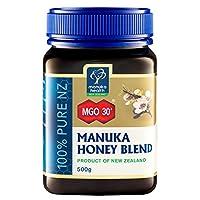 Manuka Health 蜜纽康 MGO30+麦卢卡蜂蜜500g(新西兰进口)