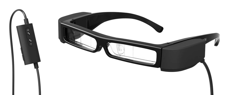 EPSON 爱普生 MOVERIO 智能眼镜 Android智能手机直通款 BT-30C