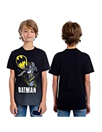 DC Comics 男孩乐高蝙蝠侠 T 恤