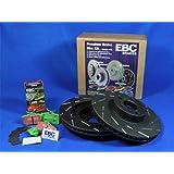 EBC S2KF1289 * 2 阶段运动刹车套件