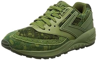 [ ブルックスヘリテージ ] Brooks Heritage 男士运动鞋野兽 ヒデン  コーリストグリーン/ペスト 26.0 cm