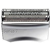 BRAUN 博朗 剃須刀更換部件70S銀,與7系剃須刀兼容