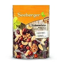 Seeberger 混合葡萄干坚果,12袋 (12 x 150 g)