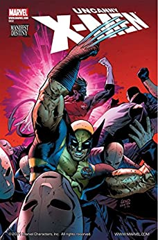 """Uncanny X-Men (1963-2011) #502 (English Edition)"",作者:[Fraction, Matt, Brubaker, Ed]"