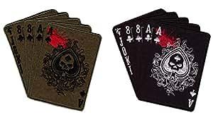 Ace Of Spade Dead 男士手部战术士气钩补丁