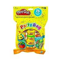 Hasbro 孩之宝 Play-Doh 培乐多彩泥 橡皮泥 多彩派对包 彩泥补充装 18367