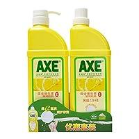AXE 斧头 柠檬护肤洗洁精1.18kg*2(亚马逊自营商品, 由供应商配送)