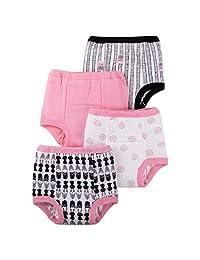 Lamaze 女婴有机训练裤 4 条装