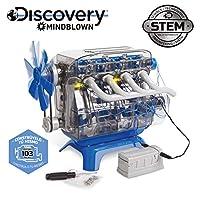 Discovery – 兒童套件,模型建筑,發動機,白色 (6000179)