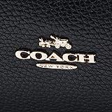Coach 蔻驰 女式 Edie系列单肩包31 57125 li/black li/黑色 35 * 14.6 * 24cm
