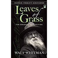 Leaves of Grass: The Original 1855 Edition (Dover Thrift Editions) (English Edition)