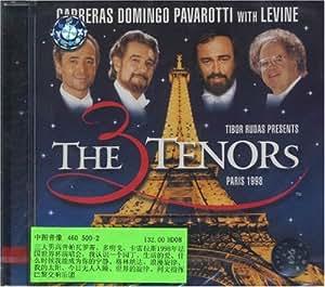 进口CD:98'世界杯三大歌王演唱会(460 500-2)