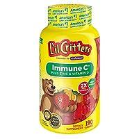 L'il Critters C Plus小熊软糖 190块