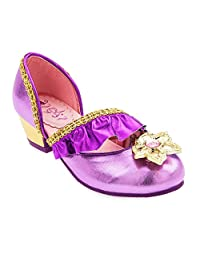 Disney Disney Disney 长发公主儿童戏服鞋 - 多色