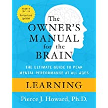 Learning: The Owner's Manual (Owner's Manual for the Brain) (English Edition)