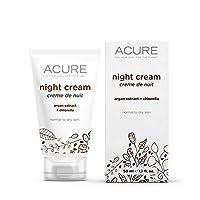 ACURE - 晚霜Argan萃取物+小球藻 - 1.7盎司