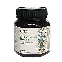 DNZ 天然百花蜂蜜 多花种蜜源 1000g(新西兰进口)