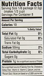 jell-o sugar-free 明胶 - 底土 - 莓香蕉 0.60 盎司盒,6 count