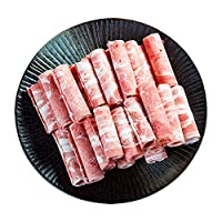 鑫嘉华 优选火锅涮肉系列 (肥牛肉卷200g×1+肥羊肉卷200g×3)