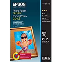 Epson C13S042548 10 x 15 cm Glossy 相纸 Glossy Photo 500 sheets