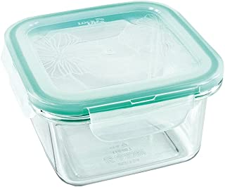 LOCK&LOCK 乐扣乐扣 BISfree系列密封性塑料保鲜盒容器(380ml)LBF211