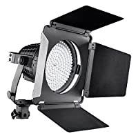 Walimex PRO LED spotlight with 谷仓门