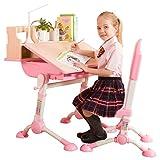 心家宜-儿童成长 可升降学习游戏桌椅套装 专为3-12岁儿童设计 环保健康 公主粉 客服微信/电话:18026959365(厂商直送)