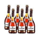 香奈红酒法国原瓶进口白兰地XO 750ml*6支整箱 (白兰地 6支)